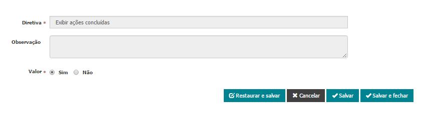 Como usar o menu Permissões do SOGI?