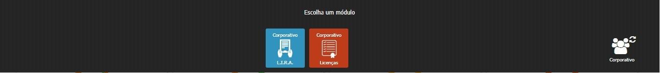 Novidade no acesso ao Módulo Corporativo do SOGI