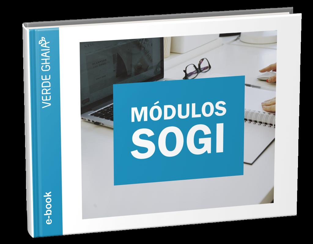 E-book sobre o Sistema de Gestão Integrado - SOGI. O  melhor Software para gestão.