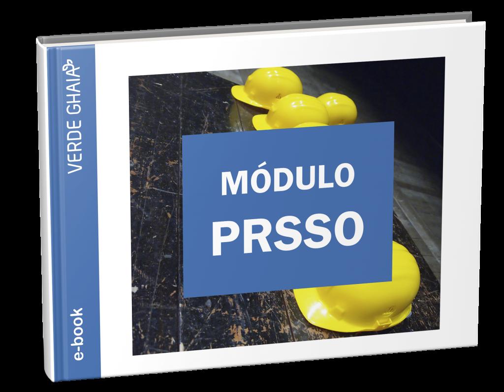 O Módulo PRSSO do SoGI - e-book sobre perigos e riscos em saúde e segurança ocupacional