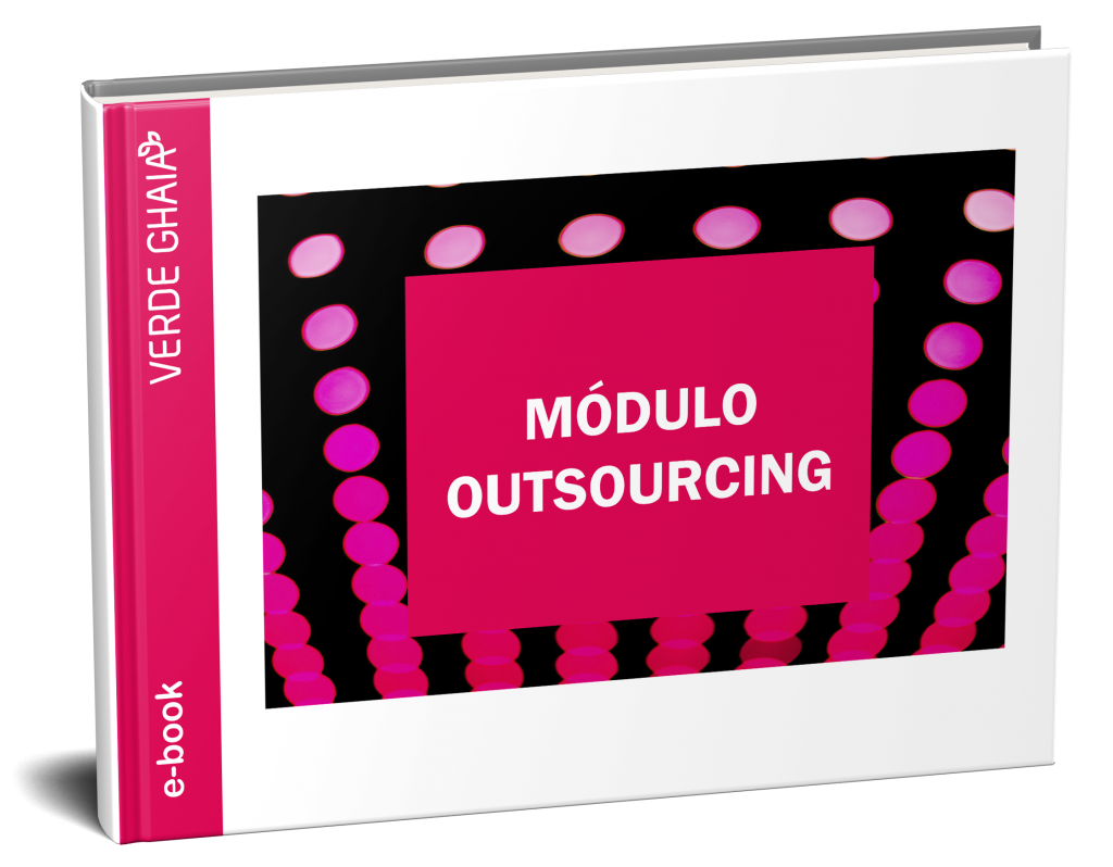 e-book Outsourcing da Verde Ghaia - Software de gestão SOGI. Entenda como funciona a metodologia Outsourcing