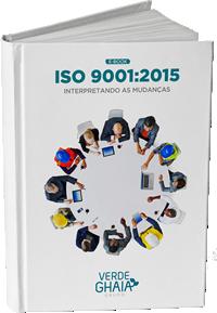 E-book sobre ISO 9001:2015 - mantenha a qualidade de seus processos.